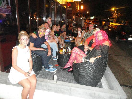 Gravity Bar : My birthday night
