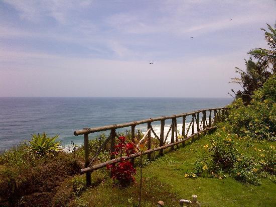 Oceano Cliff: Cliff