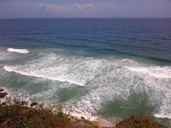 Oceano Cliff: Cliff view