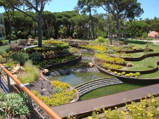 Onyria Marinha Edition Hotel & Thalasso: Hotel garden