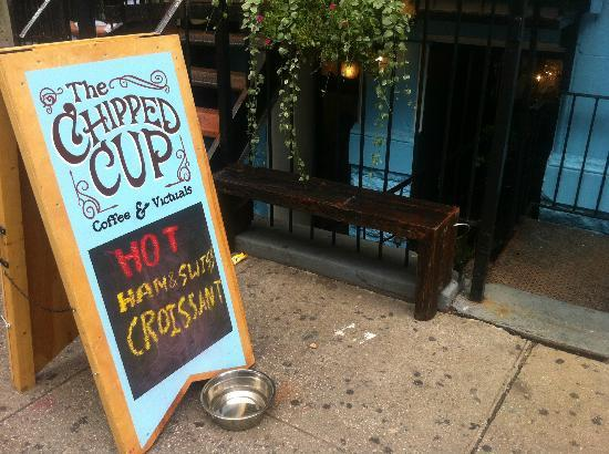 Photo of American Restaurant The Chipped Cup at 3610 Broadway, New York, NY 10031, United States