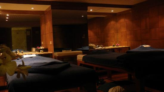 Seaview Patong Hotel: Spa