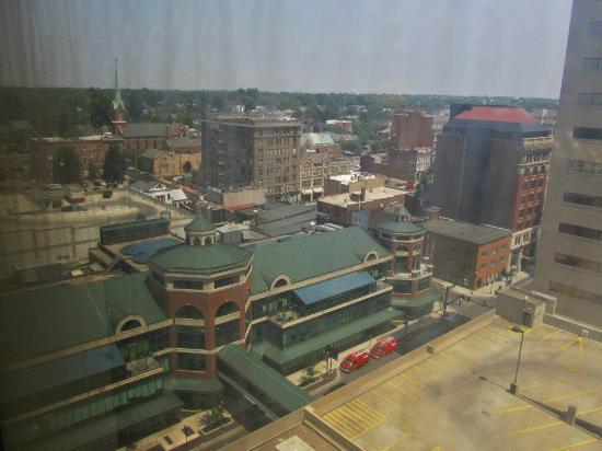 Hilton Lexington Downtown: Room View