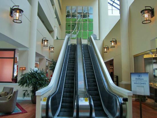 Hilton Lexington Downtown: Lobby