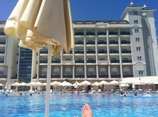 Lake & River Side Hotel & SPA: swiming pool
