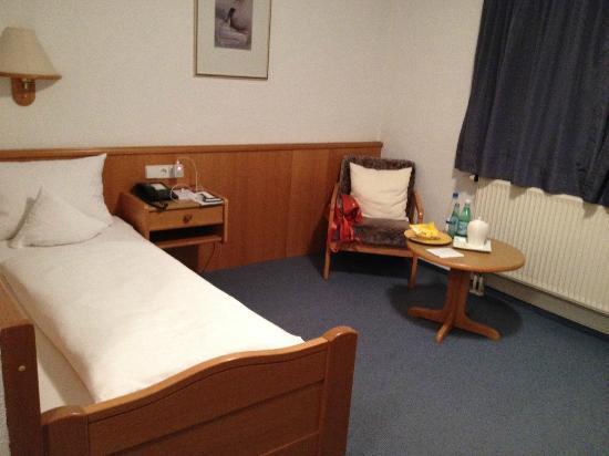 Wurmlingen, Deutschland: Single room