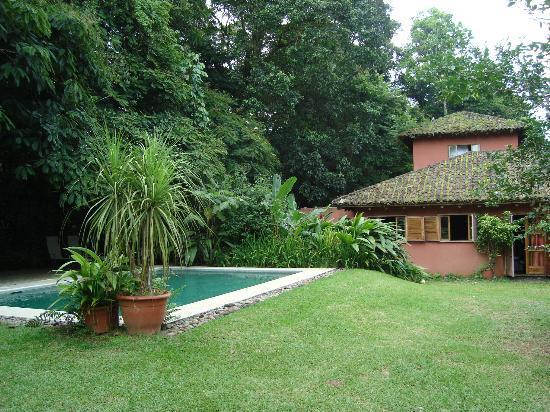 Hacienda La Isla Lodge: The pool 