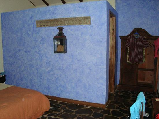Hacienda La Isla Lodge: Our room 