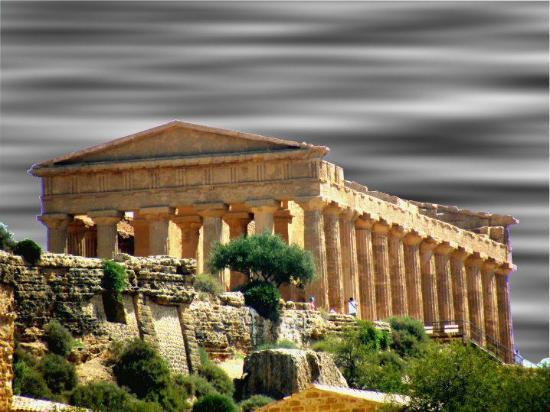 B&B Sicilia Bedda: Tempio della Concordia