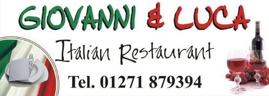 Giovanni's & Luca's : Contact Info