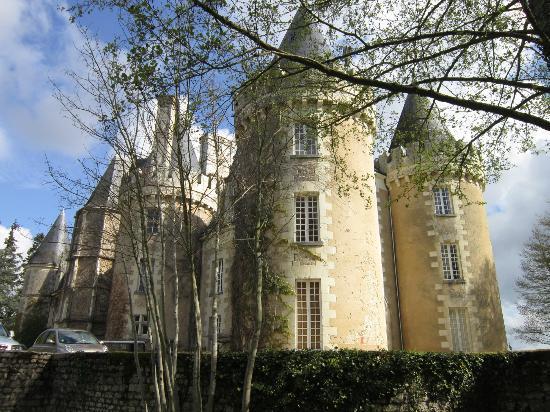 Château Golf des Sept Tours: Esterno castello