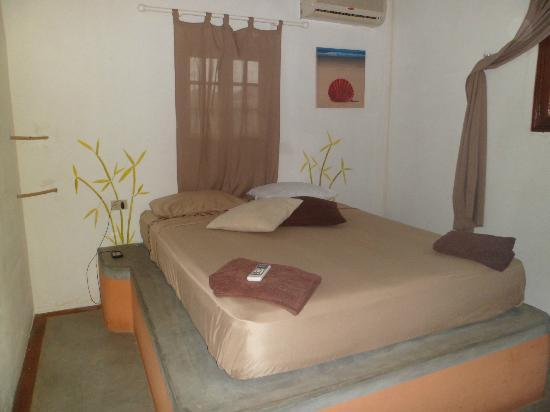 Hostal Plaza Pedasi: Their rooms are comfortable