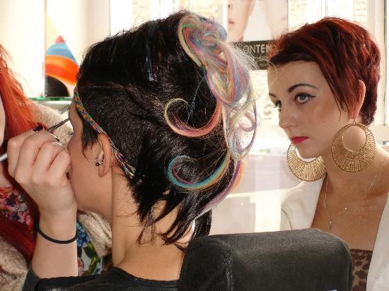 Salon 10 Spa: Hair Extensions