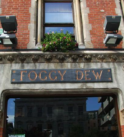 Foggy Dew : Front