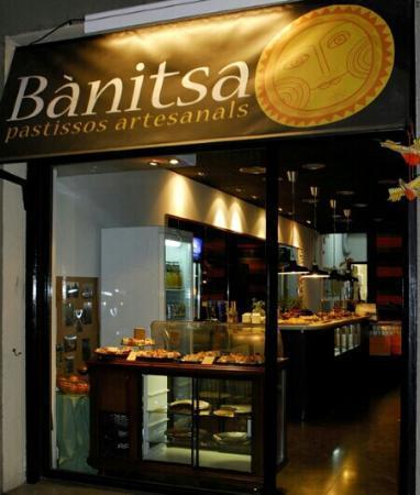 Banitsa pasteleria