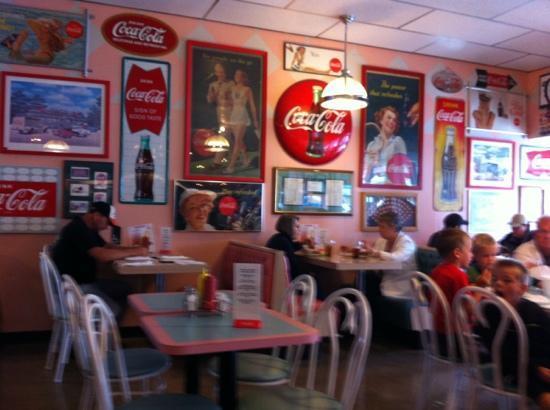 Coca Cola Emporium Picture Of Dawson Stevens Classic Diner