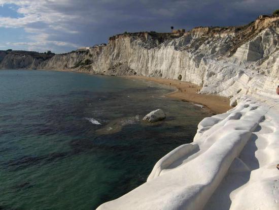 B&B Sicilia Bedda: Scala dei Turchi