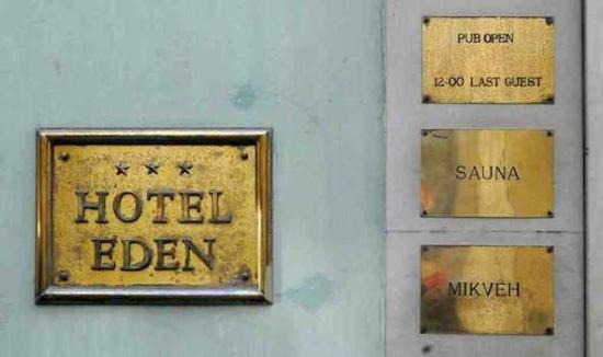 Eden Hotel: Hotel Eden, Krakow