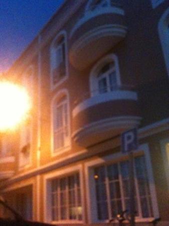 Geminis Hotel: esterno