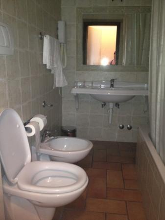 Hotel San Marco: bagno