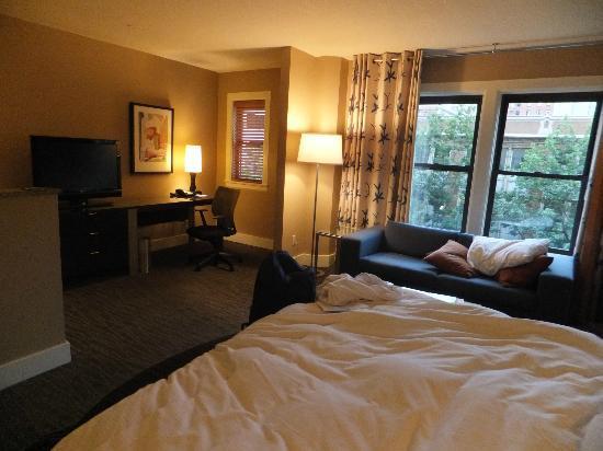 Hotel Andra: King room, 3rd floor