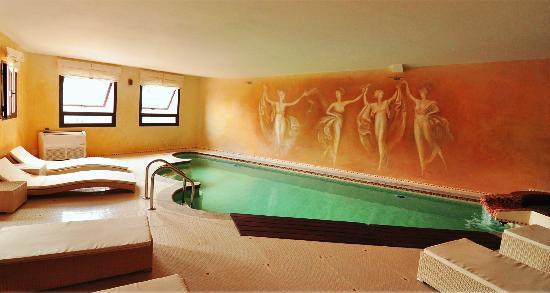 Lantana Resort & Spa : SPA Piscine