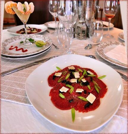 Lantana Resort & Spa : Restaurant