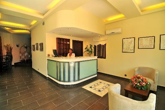 Lantana Resort & Spa : Réception