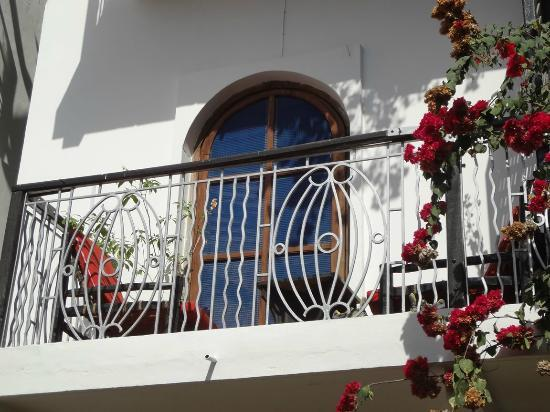 Warere Town House: Our balcony