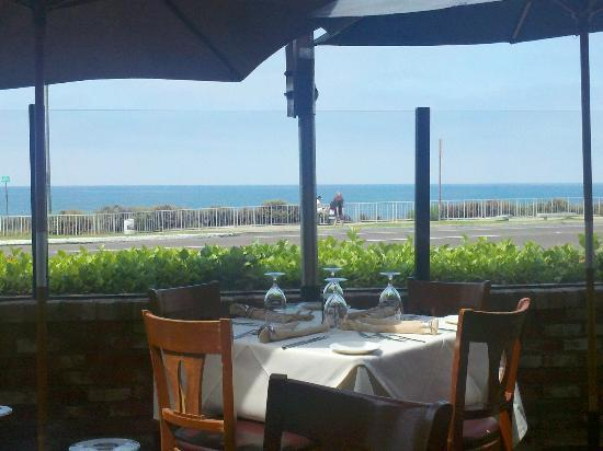 Vigilucci's Seafood and Steakhouse: Lunch view at Vigilucci's in Carlsbad