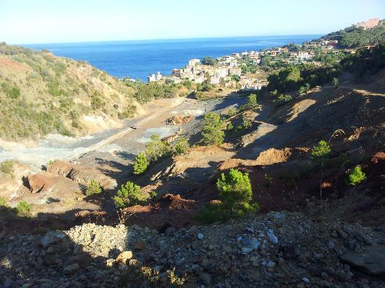 Parco Minerario dell'Isola d'Elba: Cava