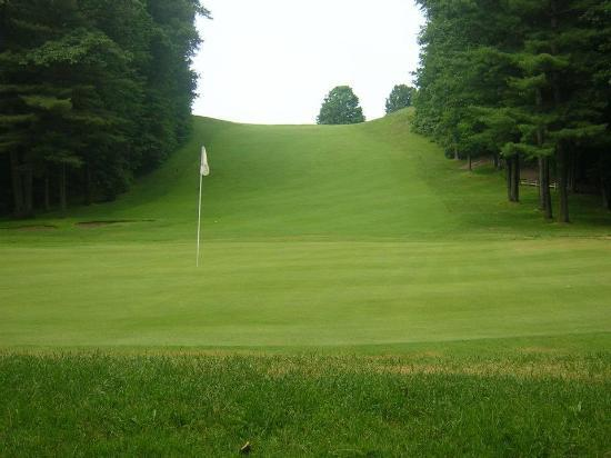 The Ridge: Hole #7