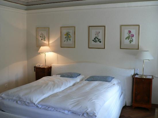 Historic Hotel Chesa Salis: Von Salis Zimmer Chesa Salis