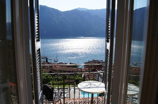 هوتل بلفيدير: View from bedroom 