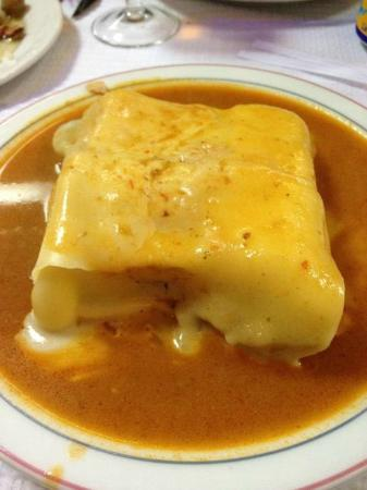 Restaurante Lusiada : Noites de Francesinha !! São do Melhor !