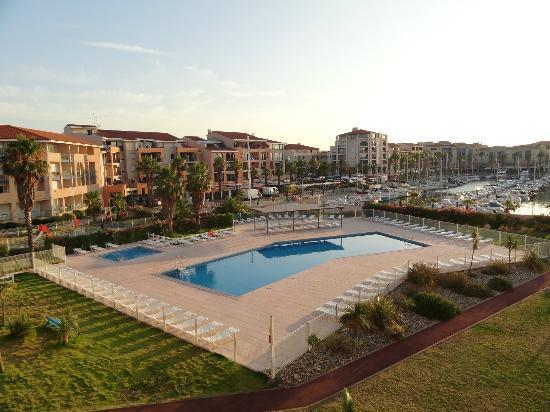 Le Matin Au Réveil Une Vue Magnifique Photo De Residence Mer - Residence port argeles
