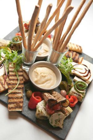 Sands Grill: Sharing Starter
