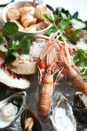 Sands Grill: Stunning Seafood