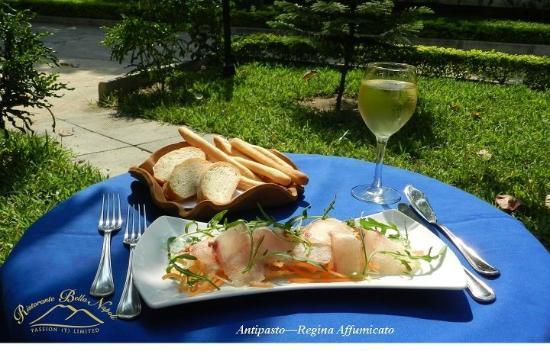 Ristorante Bella Napoli: Great meal in the garden