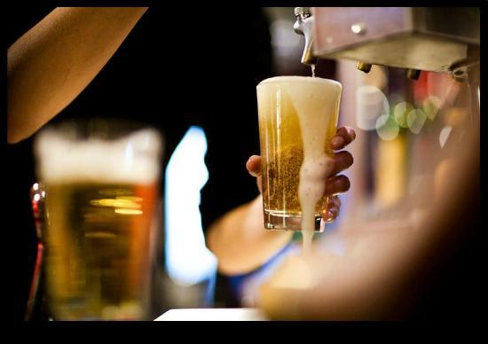 TGI Friday's: Cold Beer