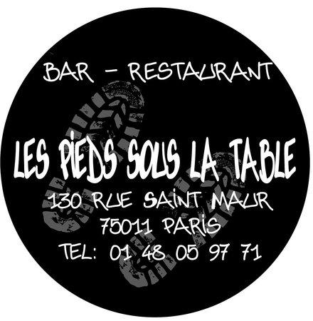 Les pieds sous la table parijs restaurantbeoordelingen - Restaurant les pieds sous la table ...