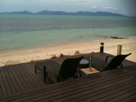 Lotus Samui : Great seaview