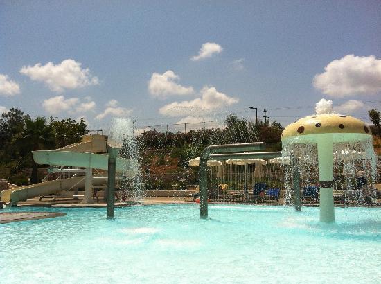Grecotel Club Marine Palace: Aquapark