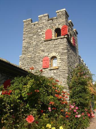 Colline de Daval : castello