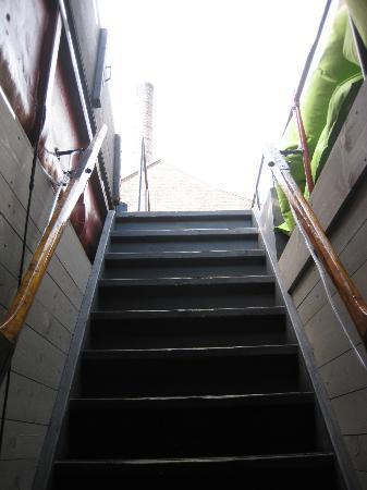 Vita Nova: The stairway
