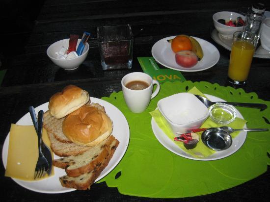 Vita Nova: Breakfast!