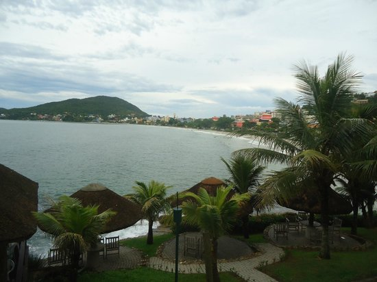 Bombinhas Palace Hotel:                   Vista