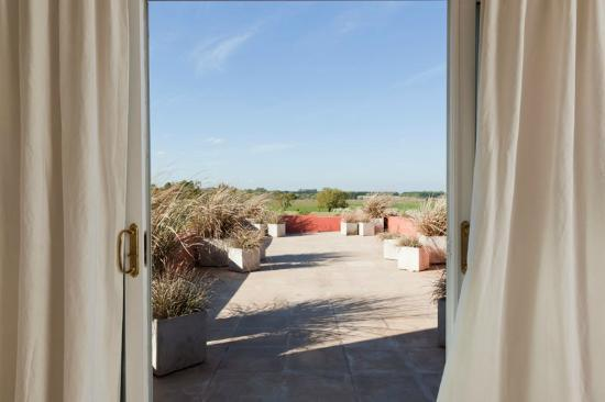 La Aguada Polo & Resort: Terraza- La Rosada