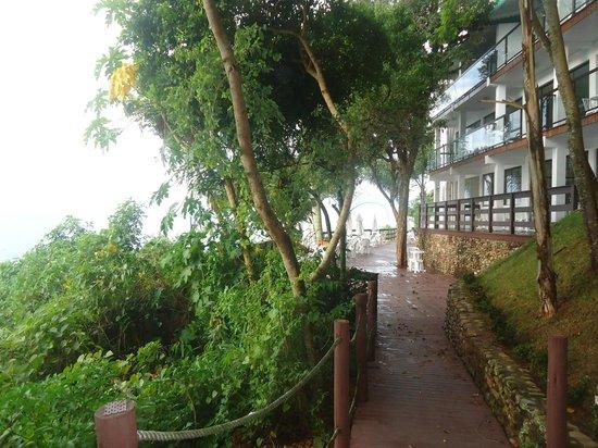 Bombinhas Hotel:                   Departamentos