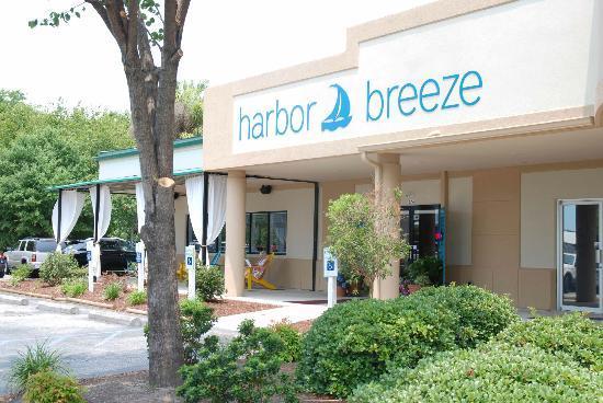 Harbor Breeze Restaurant, Patriots Point, Mt. Pleasant